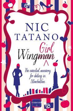 wing girl, book wishlist, 2014 book, nic tatano, book worm