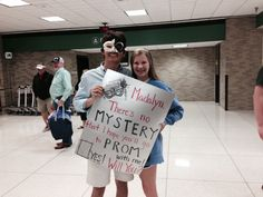 Got Asked in an airport! A little surprised to say the least!