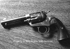 gun owned by Devil Anse Hatfield