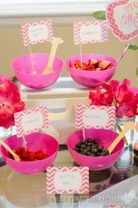 Baby Bump Bundle Blog: Seven Bars to Set Up at Your Baby Shower Brunch