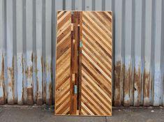 Beautiful #reclaimed #wood table top by Ariele Alasko