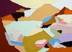 Untitles (oil on canvas) ~ Melissa Thomson