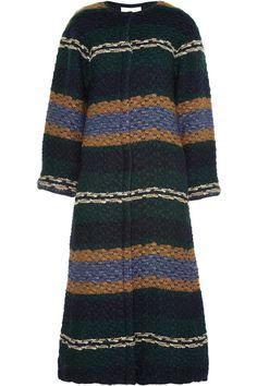 // Vanessa Bruno sweater coat.