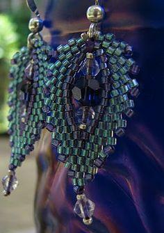 from Jane Lock's pattern Beadwork 2010