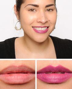 sea lipstick, lipstick review, mac goddess of the sea