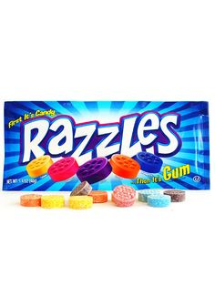 I loved eating/chewing these...