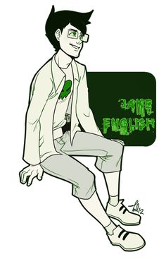 Jake English.