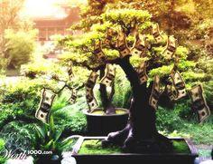 I wish money grew on trees