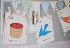 abc baby shower, abc party, baby shower ideas, abc babi, cards