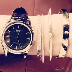 Lauren Conrad's favorite bracelet + watch
