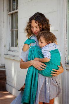 the sling diaries: koyuki and seiji, babywearing wisdom! #sakurabloom #toddlerwearing