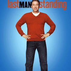 Great show! Last Man Standing on ABC!