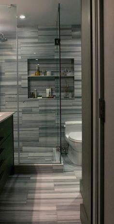 Mid-Century - modern - bathroom - new york - Village West Design