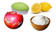 Homemade apple wax remover