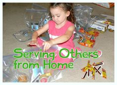 community service project ideas