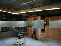 lodge by suppose design office suppos obsess, offic espejo, hair salons, design offic, offices, lodg peluqueria, suppos design, japon suppos, lodges