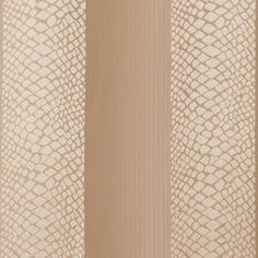 Tanzania Taupe sheer curtains with a touch of animal print. #AnnasLinens #SheerCurtains #AnimalPrint