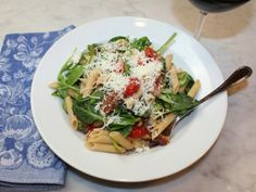 BLT Pasta…a Great On