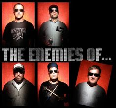 Check out The Enemies Of on ReverbNation