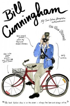 Bill Cunningham print