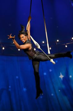 Patina Miller is fierce