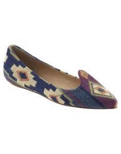 Belle By Sigerson Morrison —have the red, might need the blue, too! $195