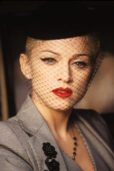 Madonna as Evita