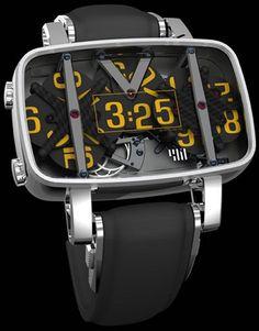4N watch looks crazy.