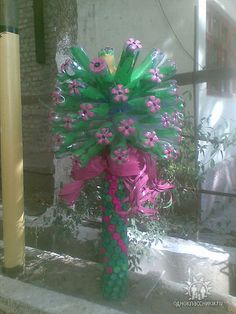 Craft Ideas  Plastic Bottles on Recycling Plastic Bottle  Kids Craft Ideas   Craft   Handmade Blog