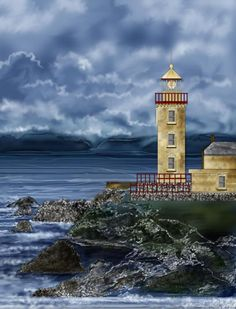 Fanad Head Lighthouse, Ireland