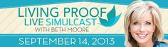 LifeWay Christian Simulcasts & Webcasts | Simulcasts | Living Proof Live Simulcast