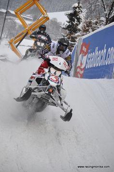 vom samstag, snowmobil insniti, dirt bike, snow cross, snocross race