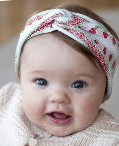 baby turban.