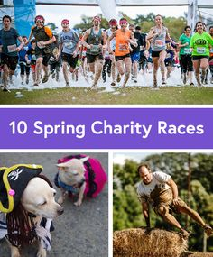 10 Spring Races that Give Back - Life by DailyBurn