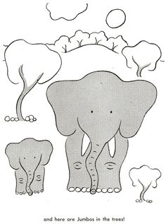 How to draw animals :)
