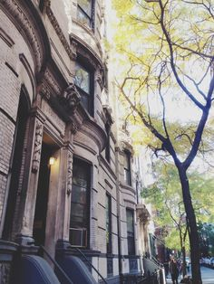 *upper east side // NYC