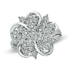 Divorce ring. Zales. #sale #diamond #trashthedress