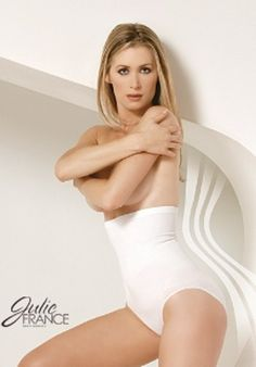 JF004 Julie France LOVE - High Waist Panty Shaper $34.50