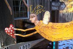 Jim Lambert -- American Folk Art
