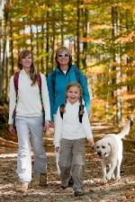 Fall is the perfect time of year to take your family on a hike! Check out our blog for five Colorado hiking hotspots for families.