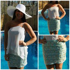 Beaded Skirt- $59.99!!