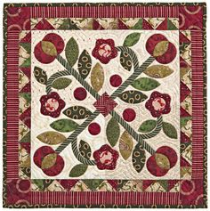 Henry Glass Fabrics: Kim Diehl in American Patchwork and Quilting!