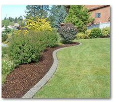 Landscape Edging design ideas: Lawn Edging