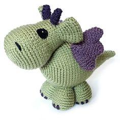 Petrie the Dragon by Alyssa Voznak