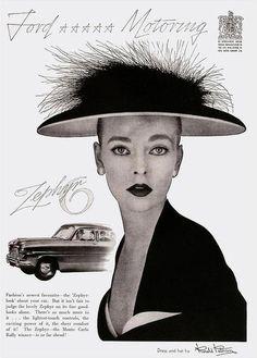 Ford Zephyr six, 1953