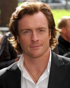 Toby Stephens -   As you should know he is Dame Maggie Smith's son and quite proper actor.