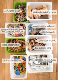 "Resources for block play - from Picklebums ("",)"