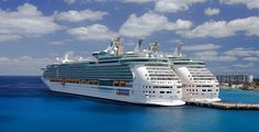 Liberty of the Seas, Mariner of the Seas by emmett.hume, via Flickr