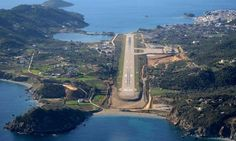 Skiathos Airport, Th