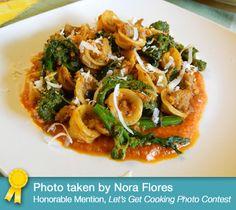 Giada+De+Laurentiis+-+Orecchiette+with+Turkey+Sausage+and+Broccoli+Rabe